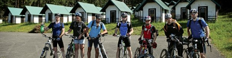 Cheap accommodation not only for cyclists